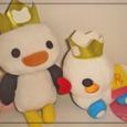 ペンギン&アヒル