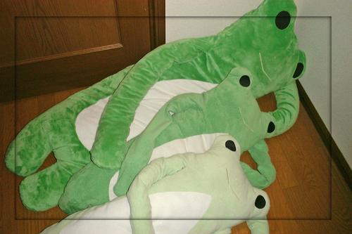 フモ王&抱き枕
