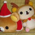 クリスマスぬいぐるみXL